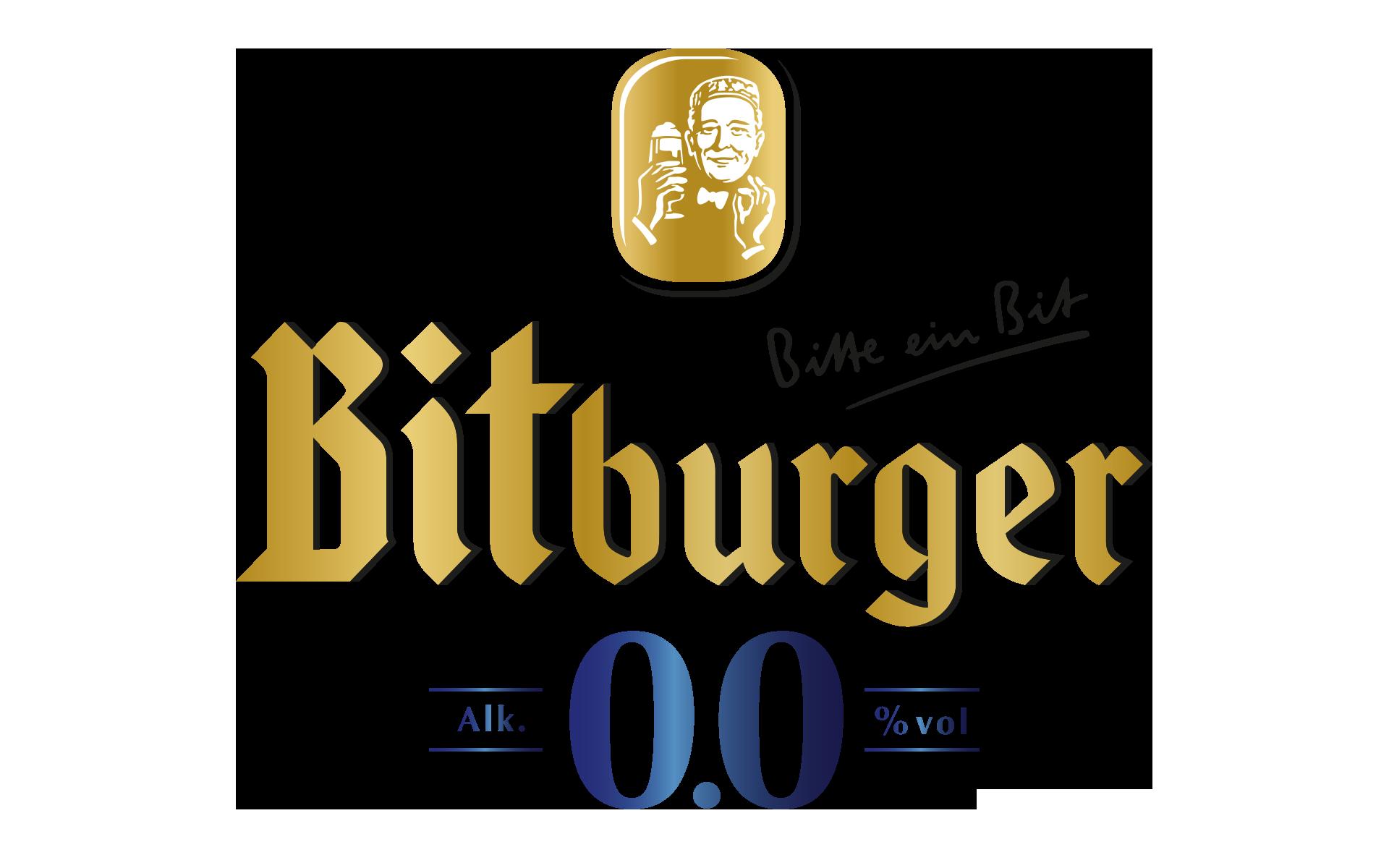 Bitburger 0,0 alkoholfrei